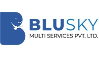 blusky multiservices logo
